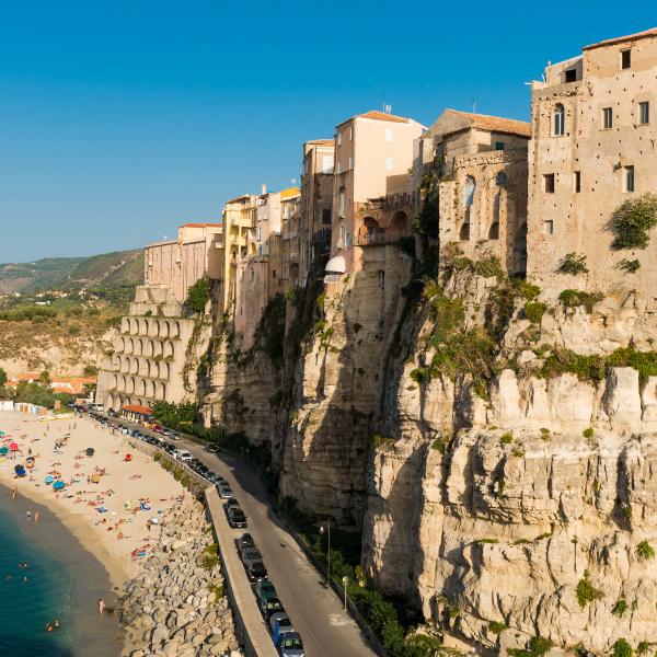 Tropea, vincitore del Borgo dei Borghi 2021, promosso dalla Repubblica